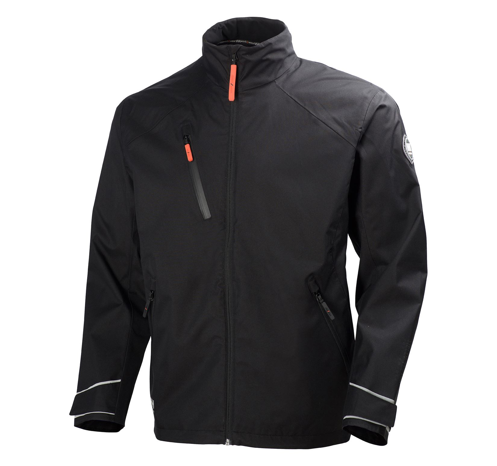helly hansen brugge jacket fri frakt hos l nna sport. Black Bedroom Furniture Sets. Home Design Ideas
