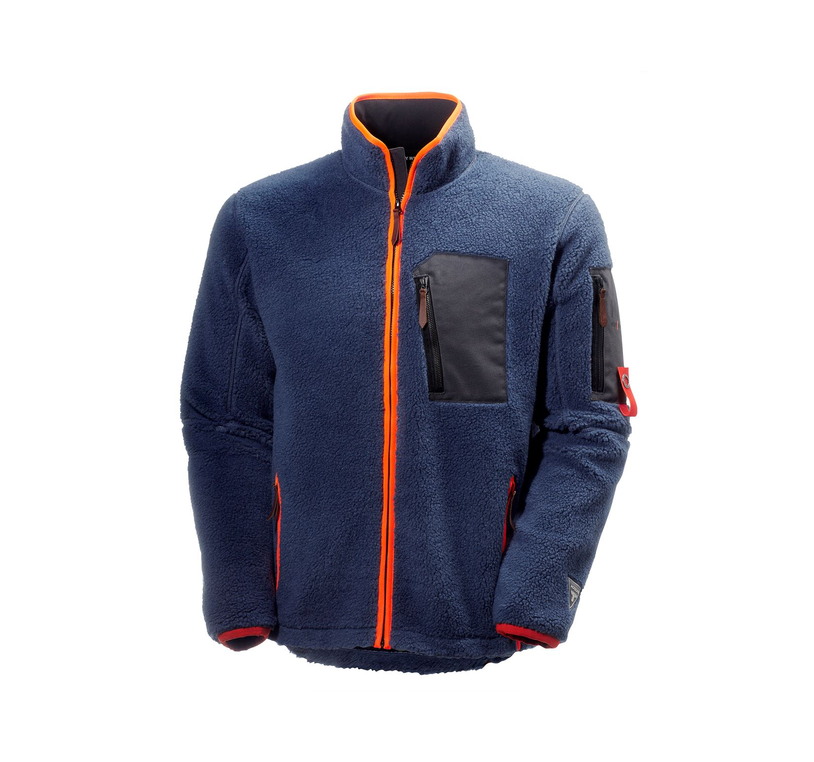 helly hansen workwear mjolnir windpile jacket fri frakt hos l nna sport. Black Bedroom Furniture Sets. Home Design Ideas