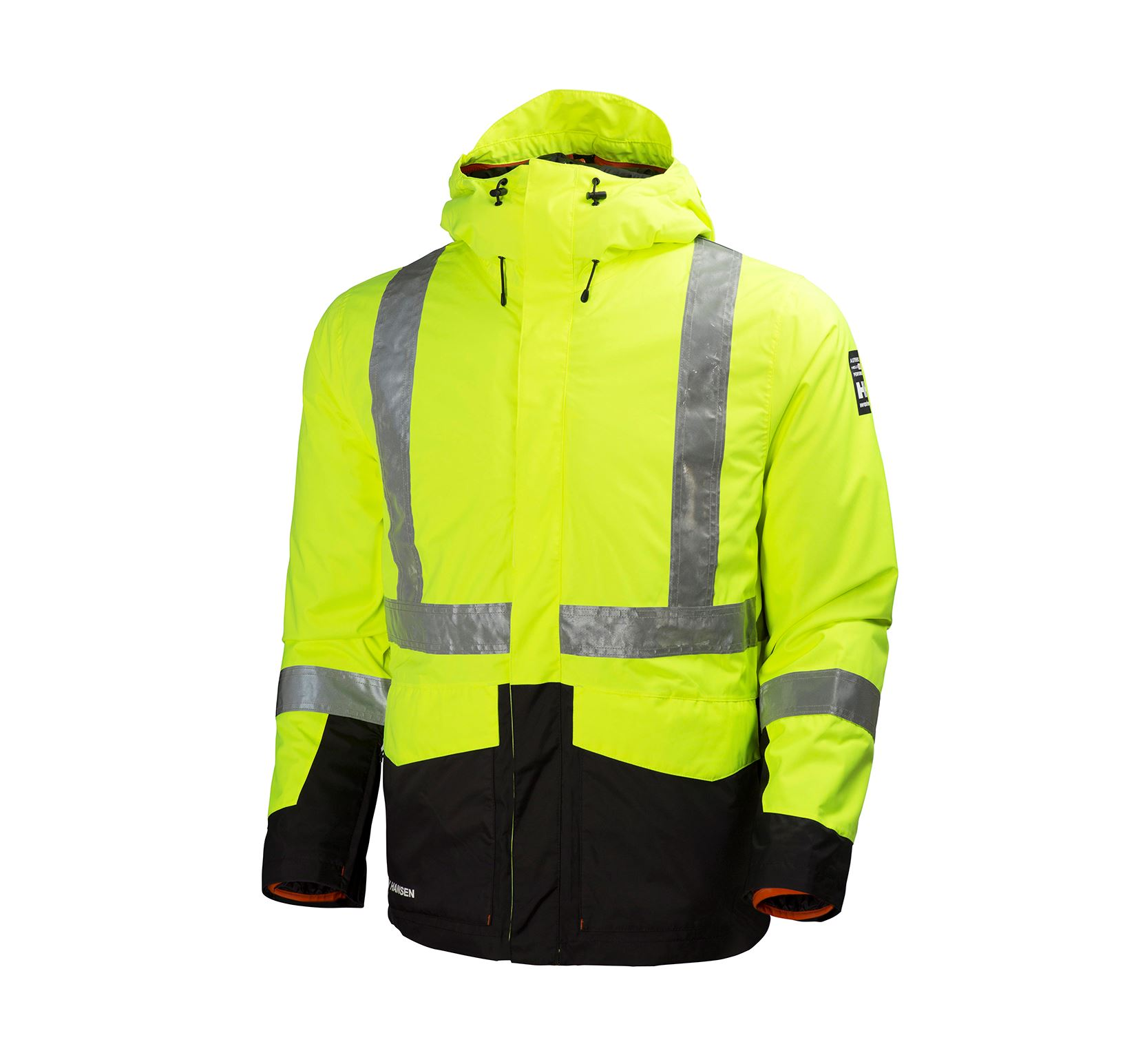 helly hansen workwear oslo h2 flow cis jacket fri frakt hos l nna sport. Black Bedroom Furniture Sets. Home Design Ideas