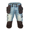 Dunderdon P12K05 Denim Piratbyxor