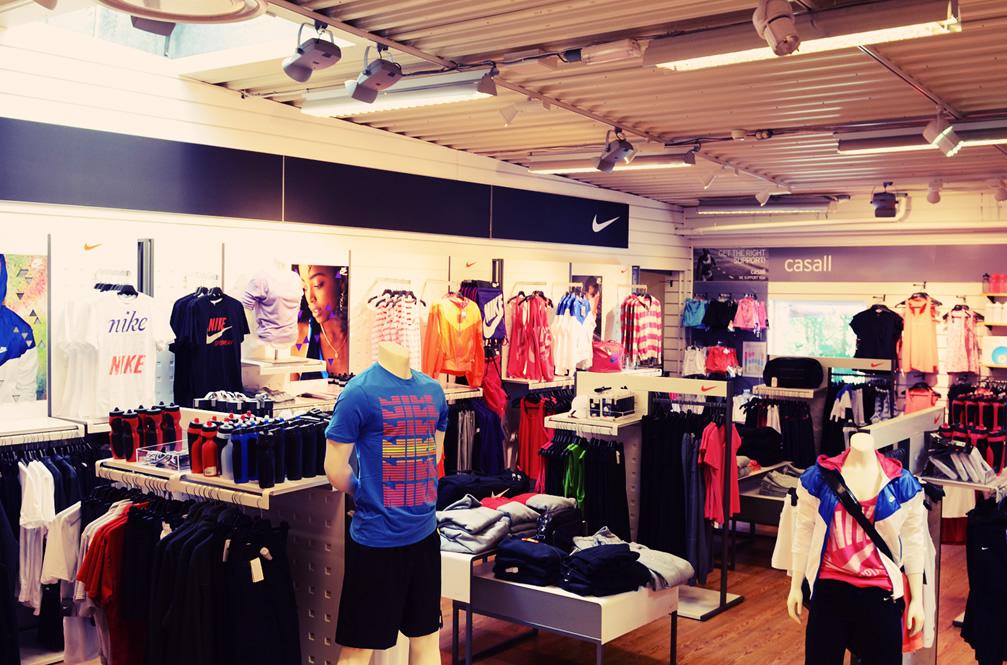 sport butiker i stockholm